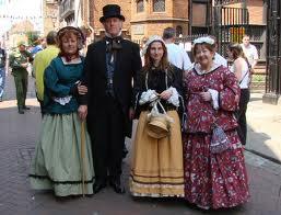 Dickens festival Rochester