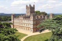 Highclere Castle aka Downton Abbey